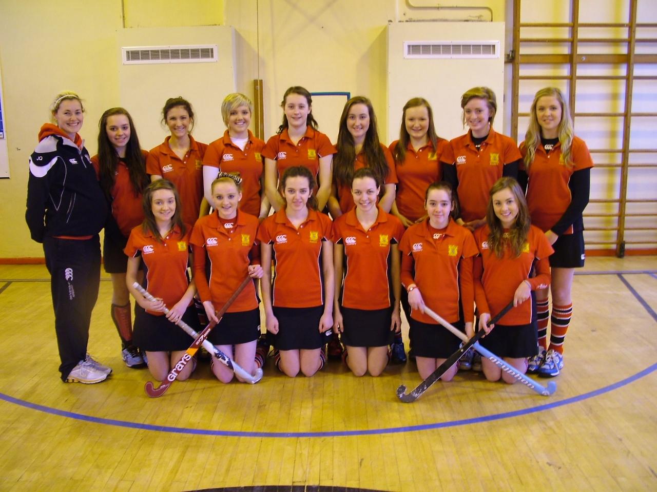 rainey hockey girls reach 4 ulster schools finals