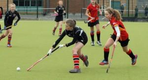 Ulster Schools Junior Cup Final. between Banbridge Academy and Rainey Endowed.