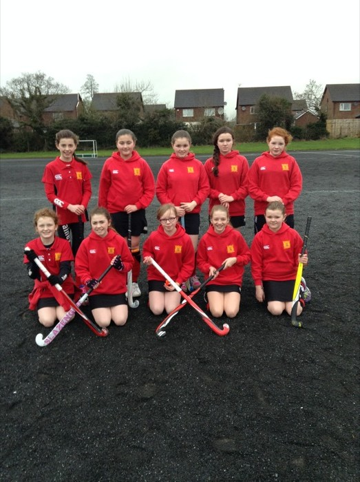Rainey hockey players who were all in action on friday raineyhockey