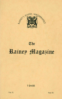 Rainey Magazine 1948 thumb