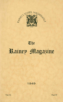 Rainey Magazine 1949 thumb